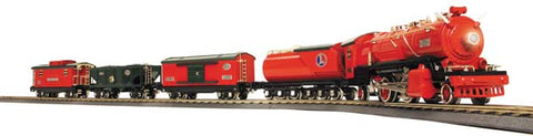 Lionel 11-5501-1 Christmas 263E O Gauge R-T-R Set w/PS2