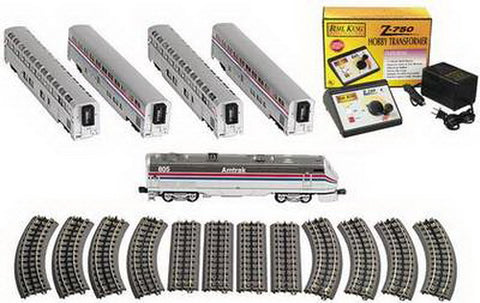MTH 30-4018-0 Amtrak Genesis R-T-R Train Set w/Horn
