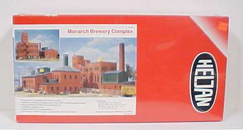 Heljan 322-690 Monarch Brewery Complex Building Kit