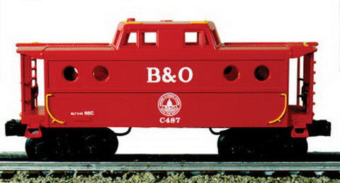 Williams 47703 B&O N5C Porthole Caboose
