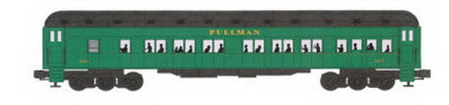 Williams 43310 Pullman 72 Ft. Heavyweight Passenger Car 2-Pack Set