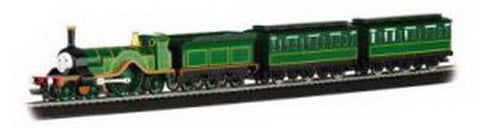 Bachmann 00684 HO Thomas & Friends Emily's Passenger Train Set
