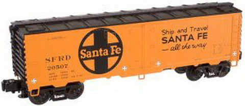 Industrial Rail 1002303 Santa Fe Reefer Car #20507