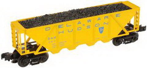 Industrial Rail 1006203 D&H 4-Bay Hopper