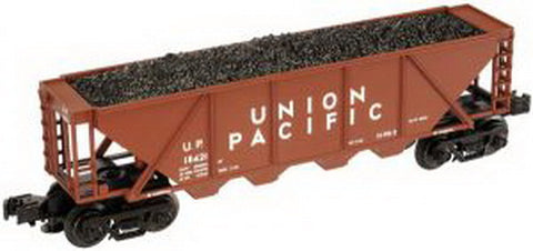 Industrial Rail 1006204 Union Pacific 4-Bay Hopper