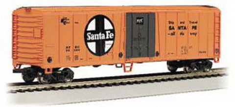 Bachmann 17902 HO Santa Fe 50' Steel Mechanical Reefer