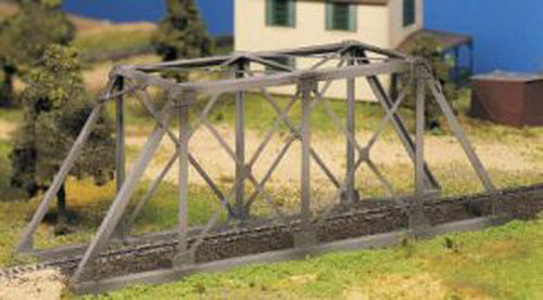 "Bachmann 45975 O Plasticville 17"" Trestle Bridge Classic Kit"