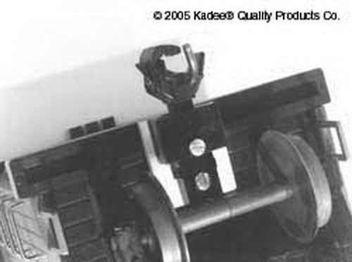 Kadee 789 G Coupler/Draft Gearbox Extensions Coupler
