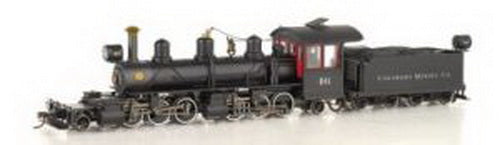 Bachmann 28762 On30 Colorado Mining Co. 2-6-6-2 Wood Cab w/DCC #46 NIB