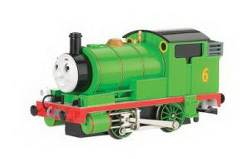 Bachmann 58742 HO Thomas & Friends Percy Small Engine Locomotive #6