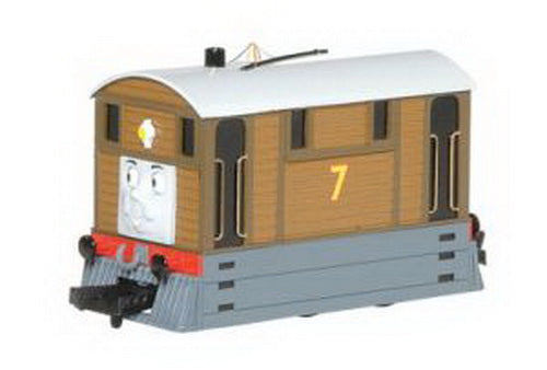 Bachmann 58747 HO Thomas & Friends Toby the Tram Engine Locomotive #7
