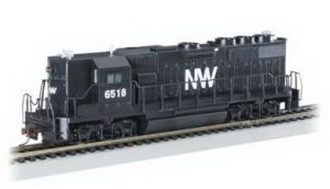 Bachmann 61206 HO Norfolk & Western GP50 High Nose Diesel Locomotive #6518