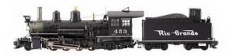 Spectrum 83093 D&RGW K-27 Steam Locomotive #453
