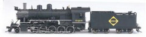 Spectrum 84307 HO Erie 2-10-0 Steam Locomotive & Tender #2464 w/DCC & Sound