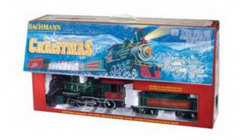 Bachmann 90037 G Night Before Christmas Train Set