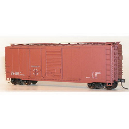 Accurail 3898 40'ComboDoor Stl Box DATA