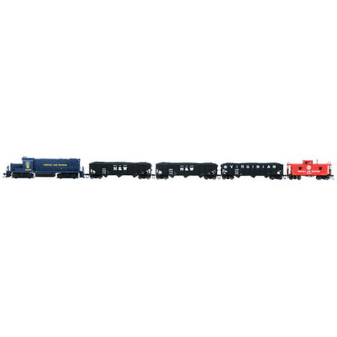 Atlas 0041 HO N&W Coal Train Set