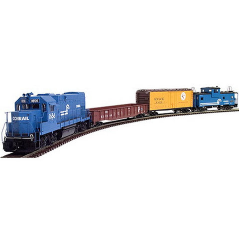 Atlas 111 Conrail GP15 Train Set (3 Rail)