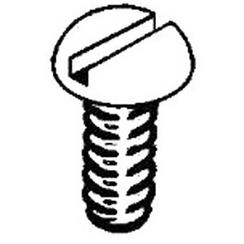 Kadee 1648 Stainless Steel Screws 0-80 x 3/8 (12)