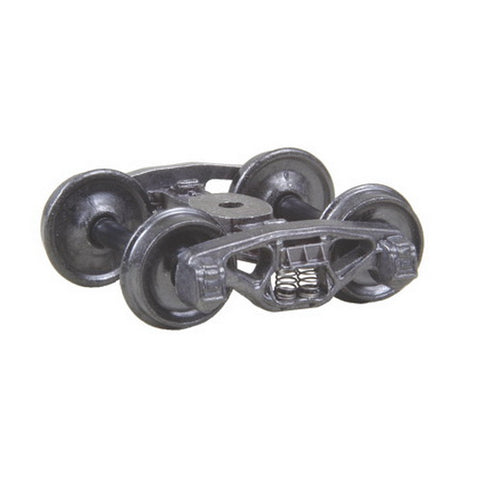 Kadee 500 HO Bettendorf 50-Ton Fully Sprung Metal Trucks Code 110 (Pack of 2)