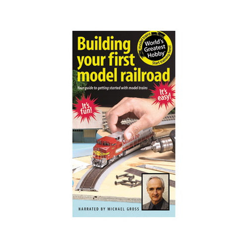 Kalmbach 10002 Building Your First Model Railroad (VHS)