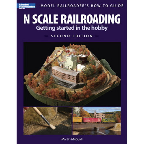 Kalmbach 12428 N Model Railroading 2 Ed.