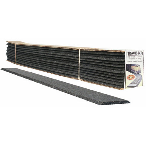 "Woodland Scenics ST1472 N 24"" Roadbed Section"
