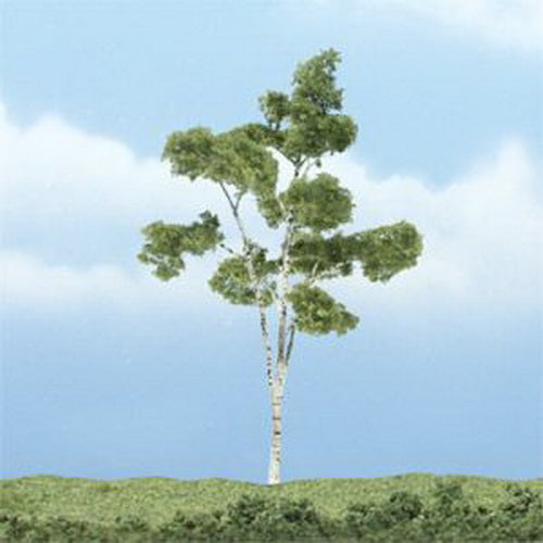 "Woodland Scenics TR1616 4"" Paper Birch Ready-Made Premium Tree"