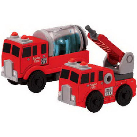 Learning Curve 99148 Thomas Wooden Railway Sodor Fire Crew