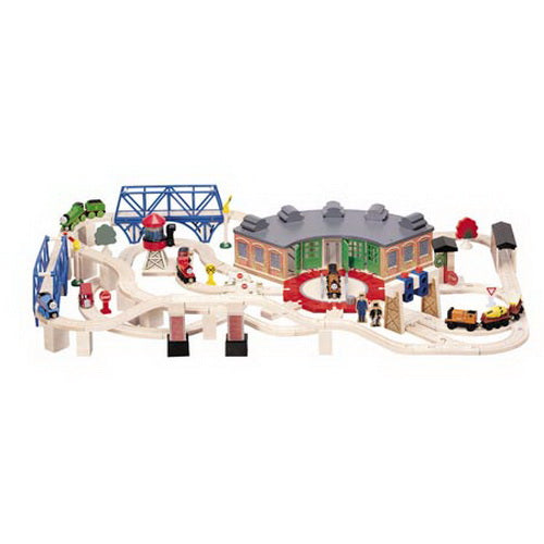 Learning Curve 99544 Roundhouse Set