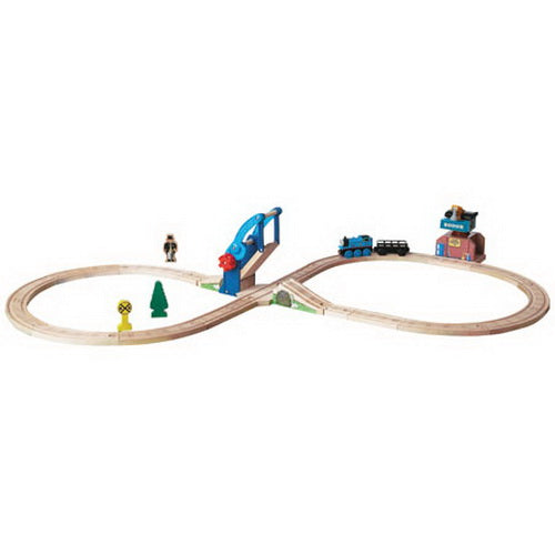 Learning Curve 99575 Bridge & Crane Figure 8 Set