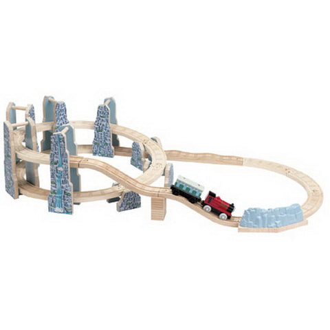 Learning Curve 99582 Hero Of Rail Spiral Mountain Set