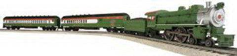 Industrial Rail 1009202 Yuletide Express Train Set