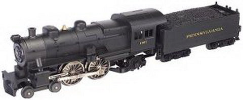 Industrial Rail 10080021 PRR 4-4-2 Steam Locomotive