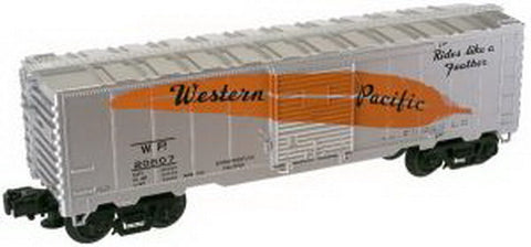 Industrial Rail 1002009 Western Pacific Single Door Boxcar