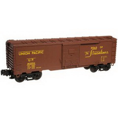 Industrial Rail 1002010 O Gauge Union Pacific Single Door Boxcar