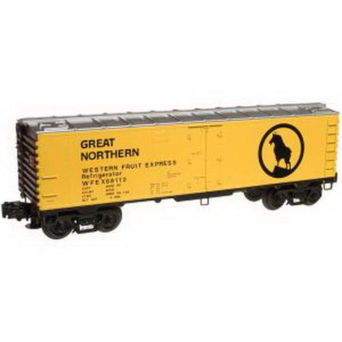 Industrial Rail 1002307 O Ind.Rail Reefer GN