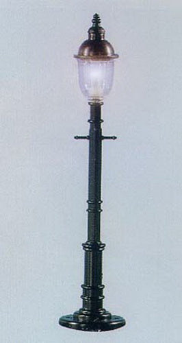 Model Power 6077 O Scale Lamp Post Set