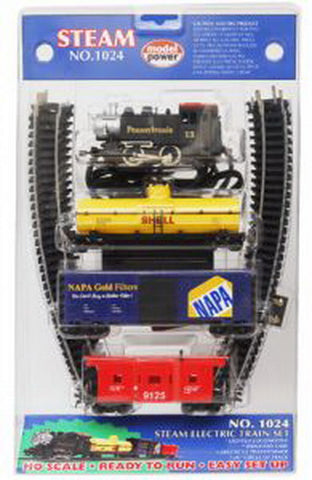 Model Power 1024 HO PRR Steam Set