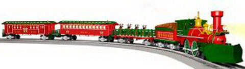 Lionel 6-30109 Nutcracker Route Christmas Train Set