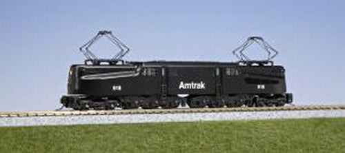 Kato 137-2022 N GG1, Amtrak/Black #918