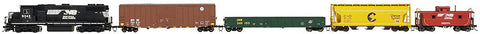 Atlas 0032 HO NS Trainman Freight Set
