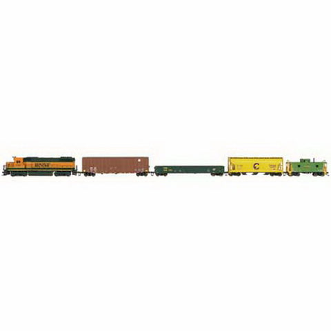 Atlas 0035 HO Scale BNSF Trainman Set
