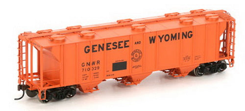 Athearn 89039 HO RTR PS-2 2893 Covered Hopper, G&W #710029 – Trainz