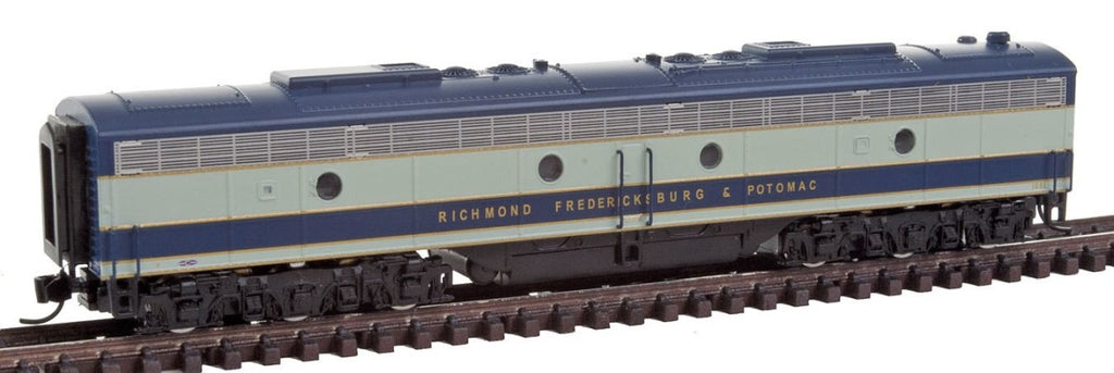Broadway Limited 3254 N Richmond, Fredericksburg & Potomac EMD E8B #1051