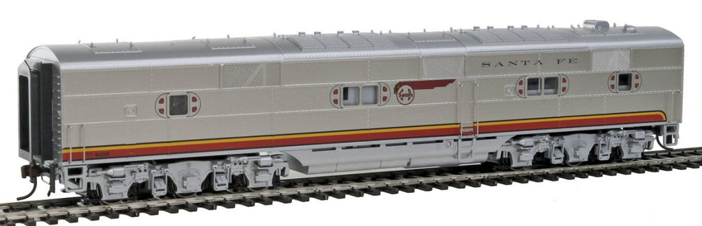 Broadway Limited 3275 HO Santa Fe EMD E6B Diesel Locomotive w/Paragon2 Sound #13A