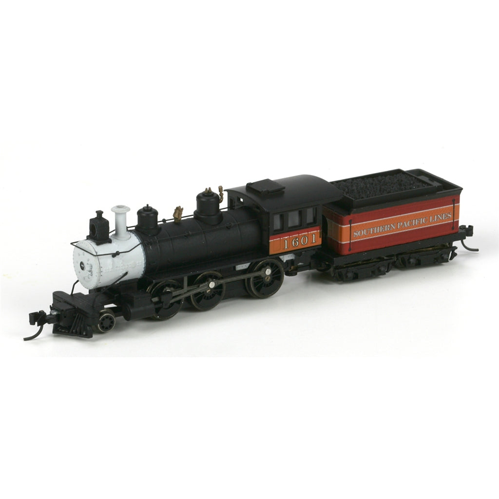 Athearn 11903 N Southern Pacific Old Time 2-6-0 Daylight Steam Locomotive #1601