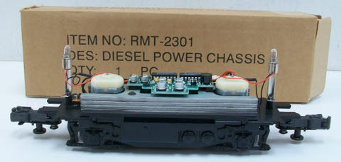 RMT 2301 Diesel Power Chassis