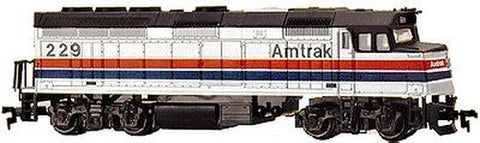 Life Like 8241 HO Amtrak EMD F40PH Powered Diesel Locomotive #229