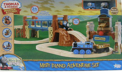 Learning Curve 99599 TWR Misty Island Adventure Set